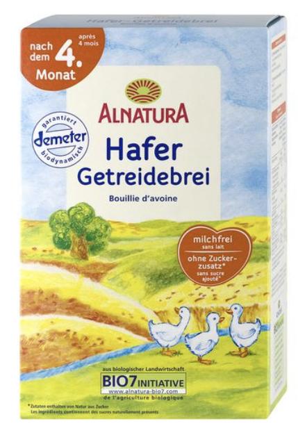 (Müller) Baby Produkte (Nahrung, Windeln, Pflege oder Spielzeug) für 5€ Kaufen, Alnatura Brei gratis erhalten (1,99€)