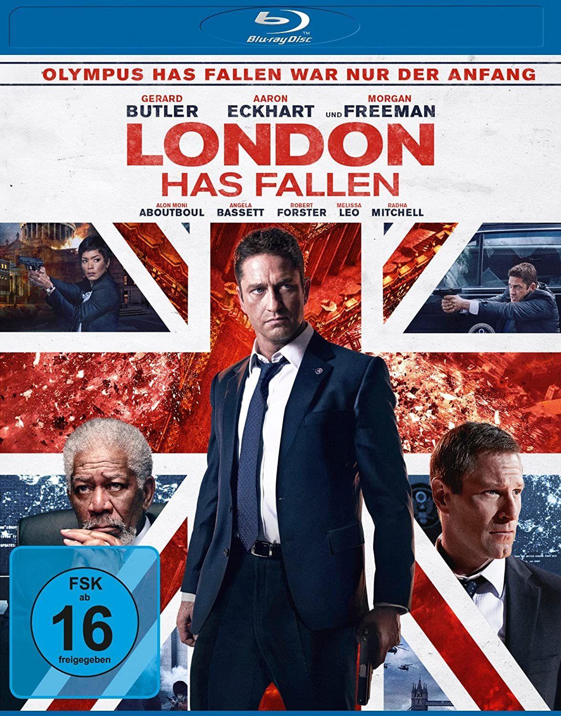 London Has Fallen [Blu-ray] (Prime)