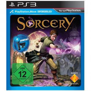 [PS3] Sorcery für 5€ + Versandkosten @redcoon