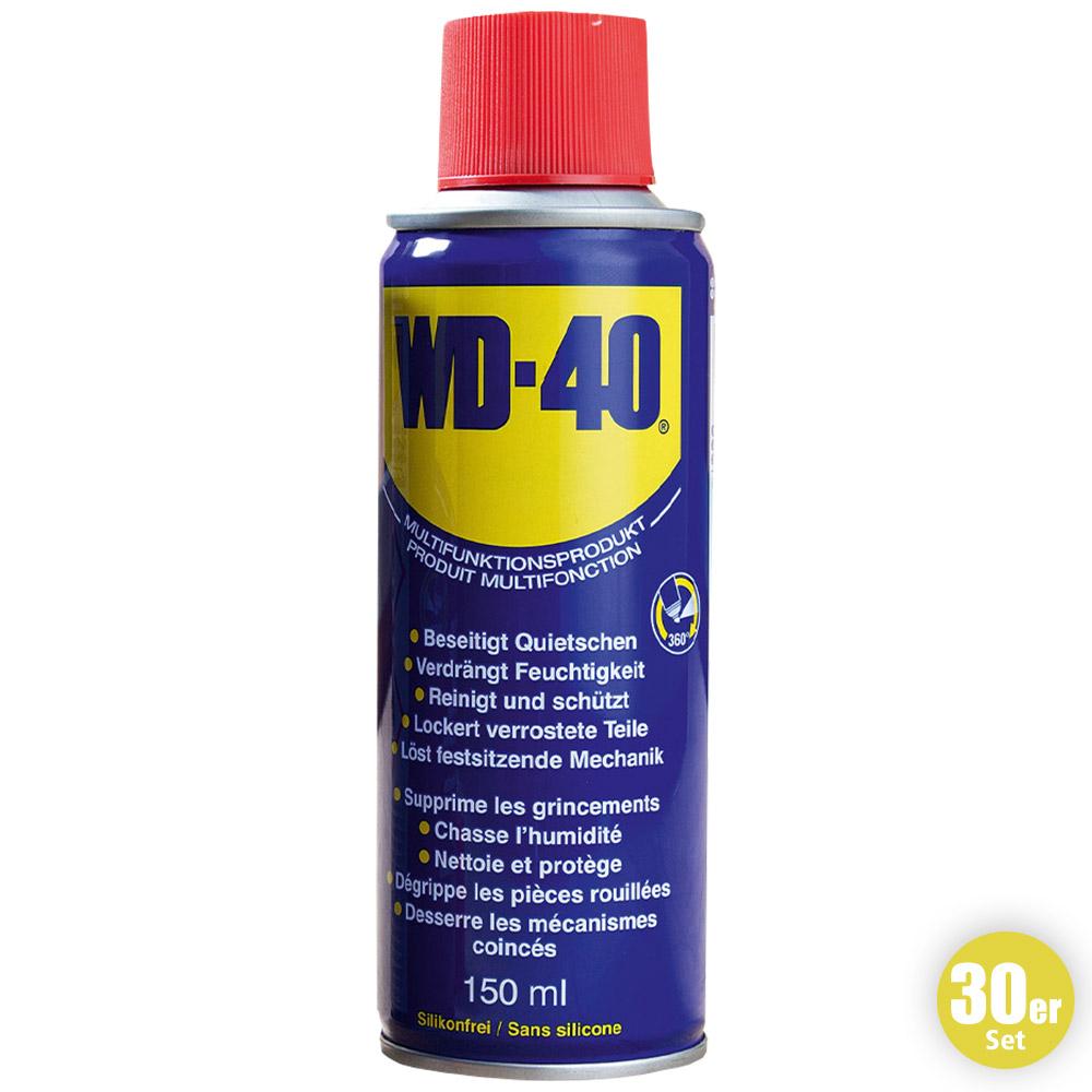 WD-40 Multifunktionsöl 30er Pack