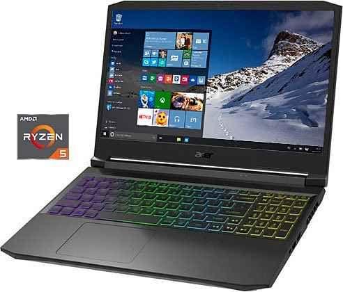 Acer AN515-45-R4UE Notebook Ryzen5 5600H, 16GB RAM, 512GB SSD, RTX3060