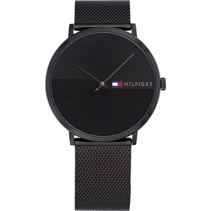 20% (extra) Rabatta auf ausgewählte Uhren & Schmuck (inkl. Sale), z.B. Tommy Hilfiger Uhr mti Mesharmband