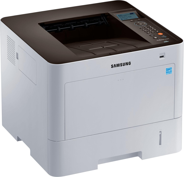 Samsung ProXpress SL-M4030ND Laserdrucker monochrom (A4, 40S/min, 650 Blatt, Duplex, LAN, USB, Display, ~0.8c/S)