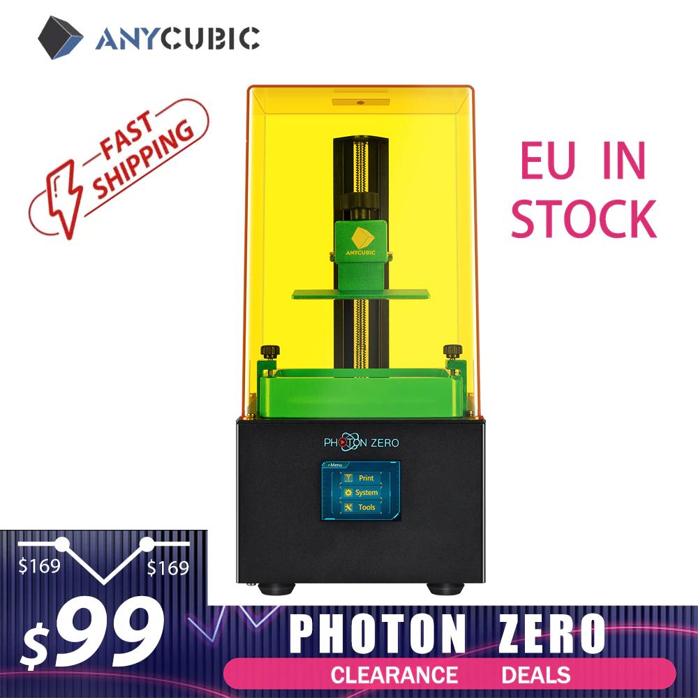Anycubic Photon Zero SLA-3D-Drucker (9,7 x 5,4 x 15cm)