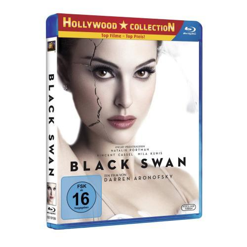 Black Swan [Blu-ray] für 6,90 € @ amazon.de