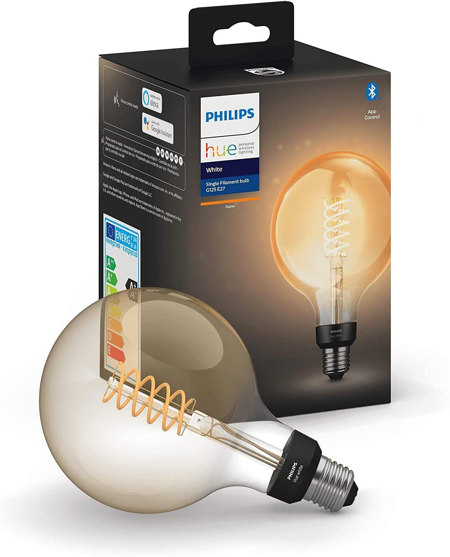 Philips Hue E27 Giant Globe G125 - ZigBee + Bluetooth - Bestpreis [Prime]
