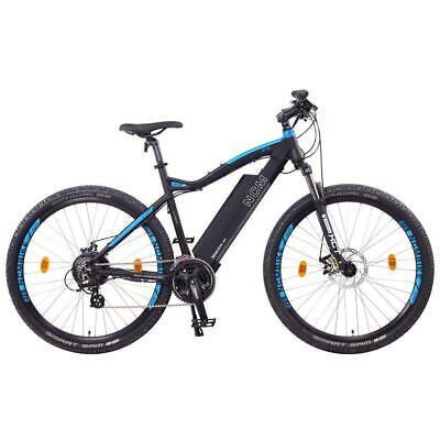 [Ebay] NCM Moscow 27,5 Zoll E-Bike Schwarz | 10€ App Gutschein möglich + 1% Shoop