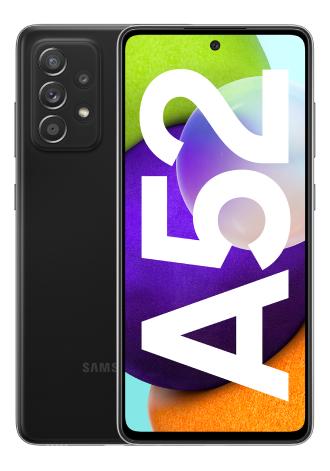 Samsung Galaxy A52 LTE 128 GB alle Farben für 99€ einmalig und 14,99€ monatlich im Vodafone crash Allnet Flat 7 GB + 50€ RNM