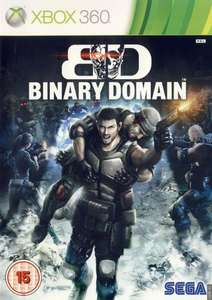 Binary Domain für die XBOX 360 als UK-Version
