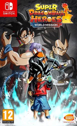 Super Dragonball Heroes - World Mission für Nintendo Switch (PEGI)