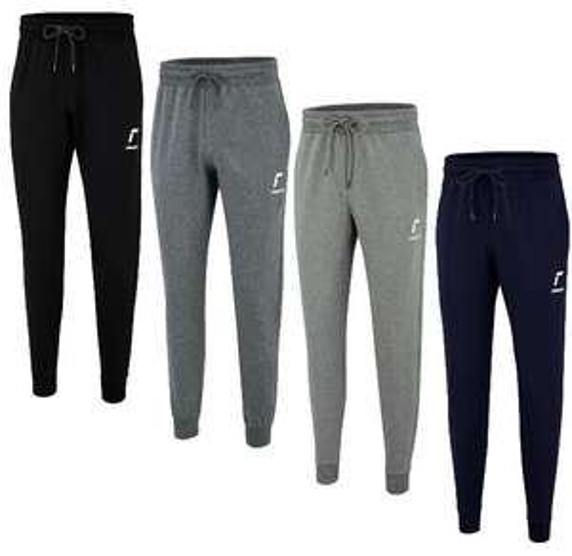 Reusch Jogginghose Essentials Logo erhältlich in 4 Farben