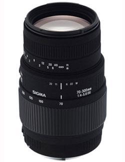 Sigma Objektiv AF 70-300mm 4.0-5.6 DG APO Makro