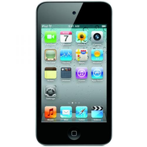 Apple™ - iPod Touch 4G 16GB (Schwarz,Weiß) für €160,78 [@Zavvi.com]