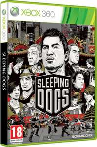 XBox360 - Sleeping Dogs für €15,48 [@TheHut.com]