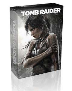 Tomb Raider Survival Edition PS3 - deutsche Version - in der OVP