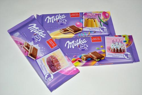 [UPDATE] [Kaufland HH] Milka Schokolade verschiedenen Sorten nur 49 Cent!