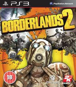 PS3/XBox360 – Borderlands 2 für €20,59 [@Zavvi.com]
