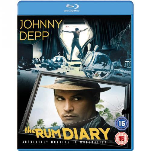 [play.com] The Rum Diary (Blu-ray)
