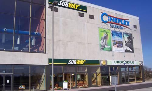 Subway NEUFAHRN : Alle 30cm-Sandwich für 5,- Euro
