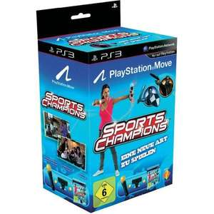Sony PlayStation3 Move Sports Pack