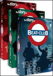 ARD Video: The Story of Beat-Club Vol. 1-3  ( 24 DVDs)  nur  79,95 €  NUR HEUTE
