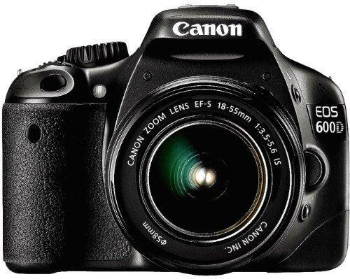 Canon EOS 600D Kit 18-135 mm für nur 629 inkl. Versand (Idealo:710) - Amazon Blitzangebote