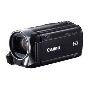 Amazon Blitzangebot: Canon LEGRIA HF R306 Full-HD Camcorder (HD-CMOS Sensor, 7,5 cm (3 Zoll) Touch-LCD, 32-fach opt. Zoom, SDXC-Kartenslot, Intelligent IS) schwarz