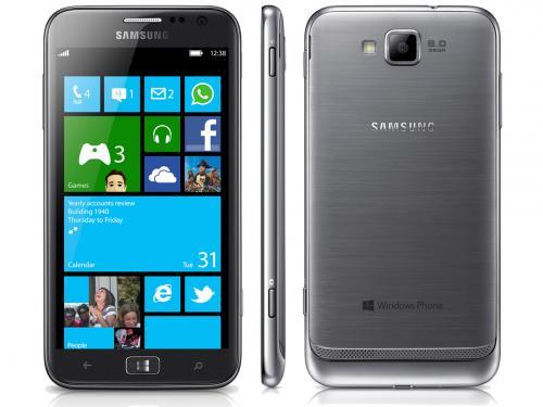 Samsung Ativ S (WP8) mit Schubladenvertrag