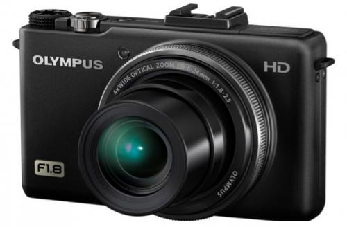Olympus XZ-1 schwarz