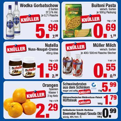 [Lokal Berlin] Wodka Gorbatschow 0,7L im Ullrich Verbrauchermarkt für 5,99€