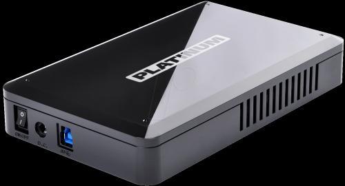 BestMedia Platinum MyDrive HP 4000GB, USB 3.0