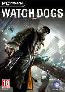 PC DVD-ROM - Watch Dogs (Pre-Order) für €26,77 [@Zavvi.com]