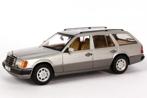 Mercedes Benz 200TD-300TE in Silber von Minichamps für nur 19,80 EUR inkl. Versand (Maßstab 1:43)