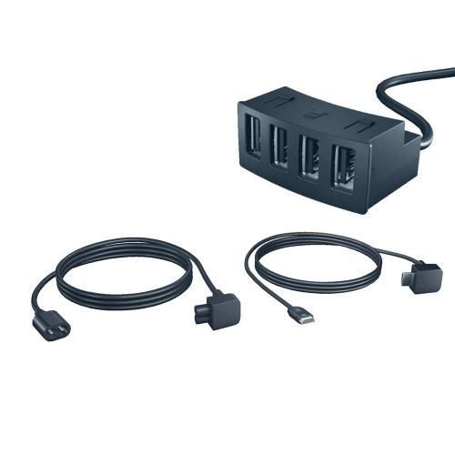 Passend zur Vogel Twist Dock! Zubehör Kabelset GPA 3220 + USB Hub GPA 3210 für 8,99