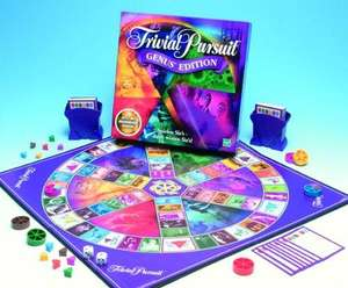 Hasbro™ - Trivial Pursuit (Genus Edition) ab €18,48 [@Galeria-Kaufhof.de]