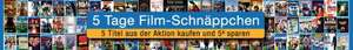 5 Tage Film-Schnäppchenaktion von Amazon