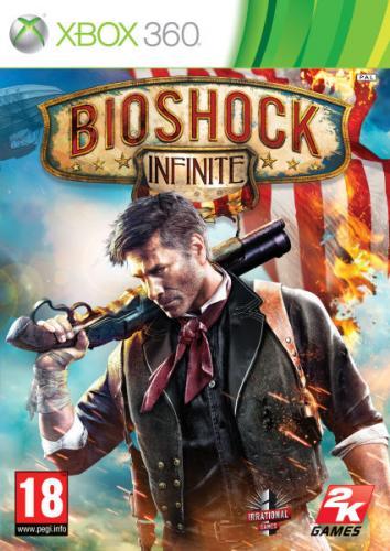 (UK/TheHut PS3/Xbox 360) Bioshock Infinite vorbestellen und gratis T-Shirt sichern