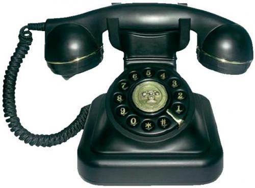 Swissvoice Vintage 20 schnurgebundenes analoges Retro Telefon @voelkner et 25€