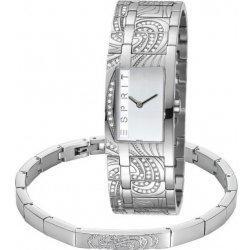 Esprit Damenuhr touch silver houston und Esprit Armband 925/-Sterlingsilber im Set