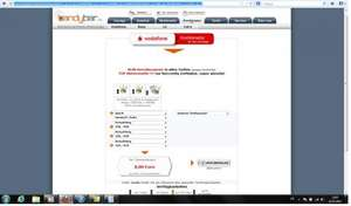 [Online] Vodafone Red M Soho nur 12,50 Euro brutto /Monat bei Handybar durch Barauszahlung