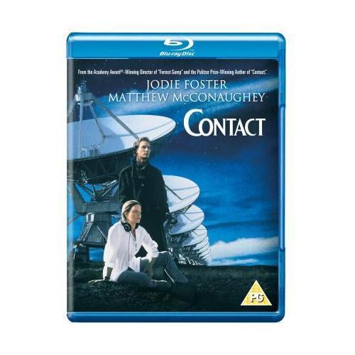 Blu-Ray - Contact für €6,72 [@Play.com]