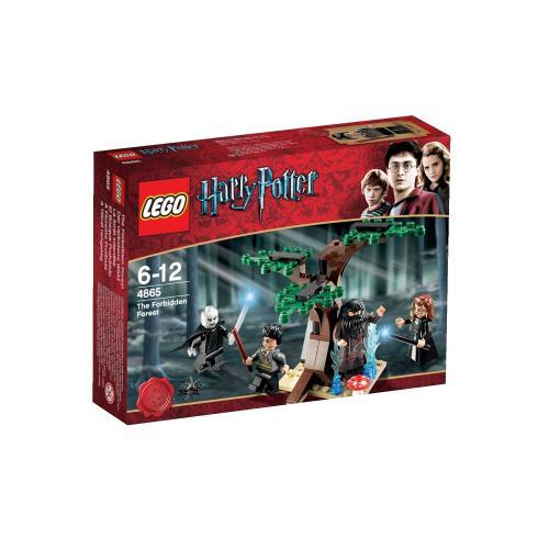 LEGO Harry Potter 4865 - Der verbotene Wald oder Dobbys Befreiung 4736  für je 20,80€ @ Amazon.IT