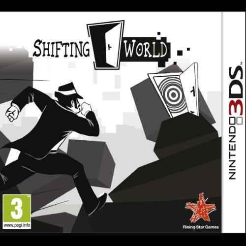 Nintendo 3DS - Shifting World für €9,20 [@Zavvi.com]