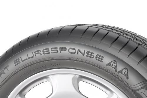 TESTSIEGER: 205/55 R16 91V Dunlop Sport BluResponse Sommerreifen