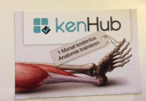 [Medizinstudenten] Anatomie Training 1 Monat kostenlos