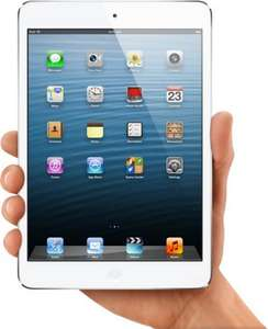 Apple iPad mini 16 GB Wi-Fi + Cellular (white)  incl Base vertrag für 423€