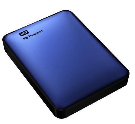 WD My Passport 2TB 2,5Zoll USB 3.0 für 120,78 @hardwareversand.de (mit Qipu 118,46€)