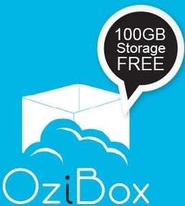 100 GB PutDrive Traffic Account + 100GB Cloud von Ozibox