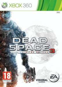 "(UK Game PS3/Xbox 360) ""Deal Of The Day"" Dead Space 3 Exclusive Limited Edition"