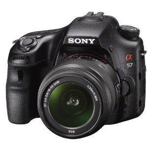 Sony SLT-A57K + 18-55er Kit-Objektiv für 575€